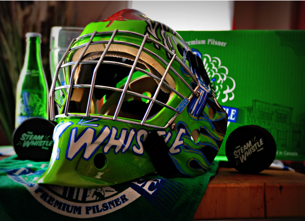 Goalie Mask-Dion Griarte