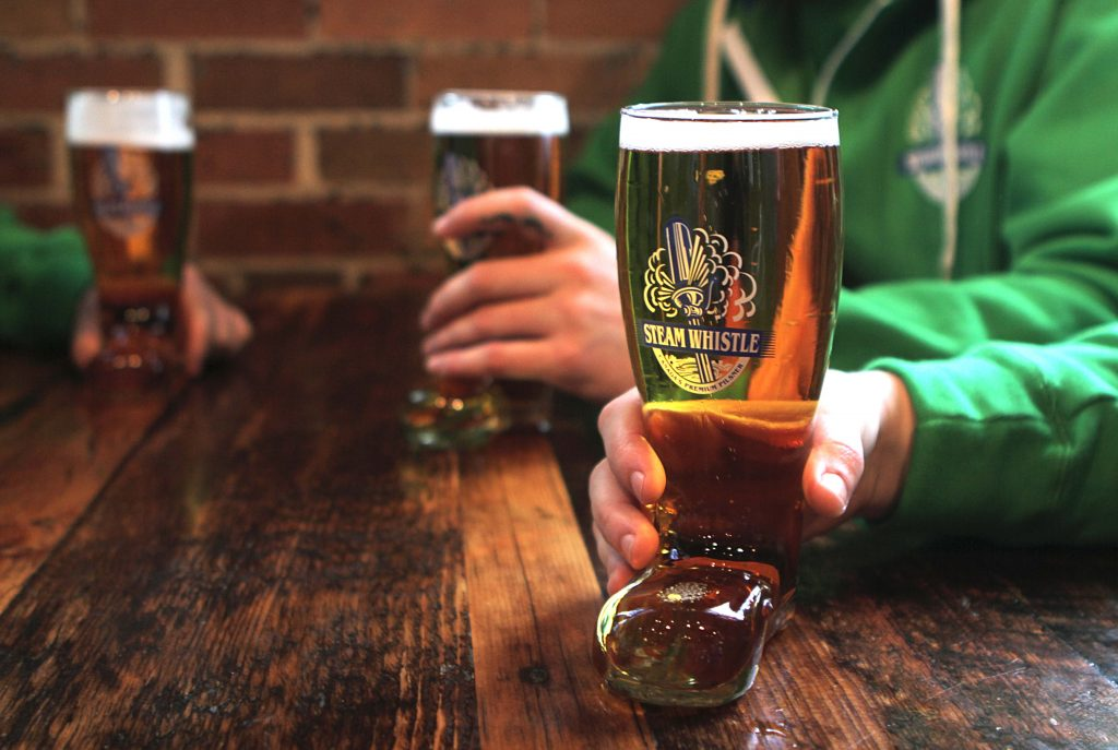 steam whistle boot