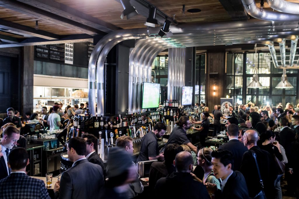 steam whistle party