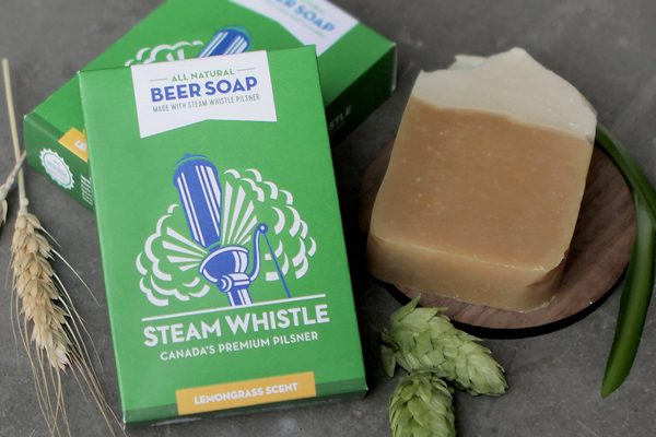 steam whistle soap