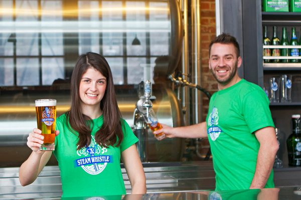 steam whistle tours