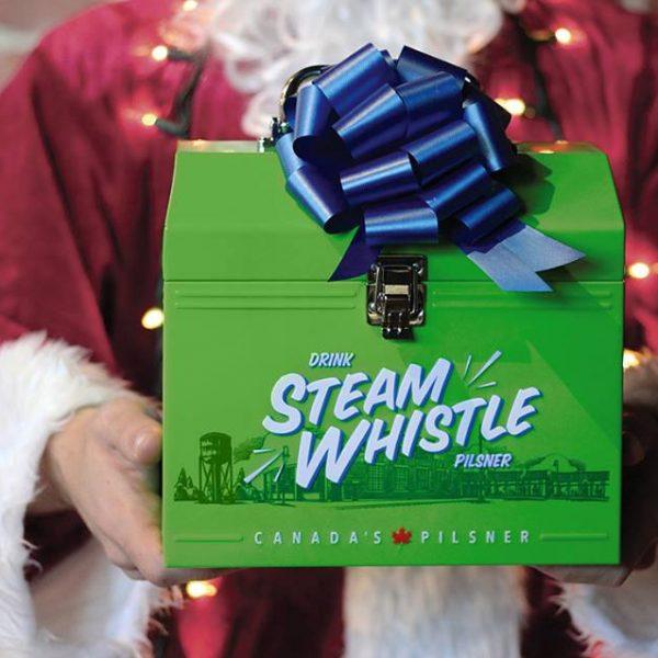 retro lunchbox gift christmas