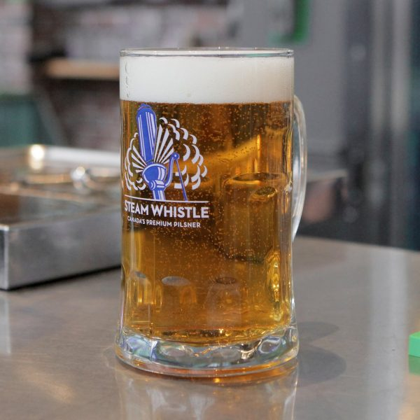 Steamwhistle Beer Stein