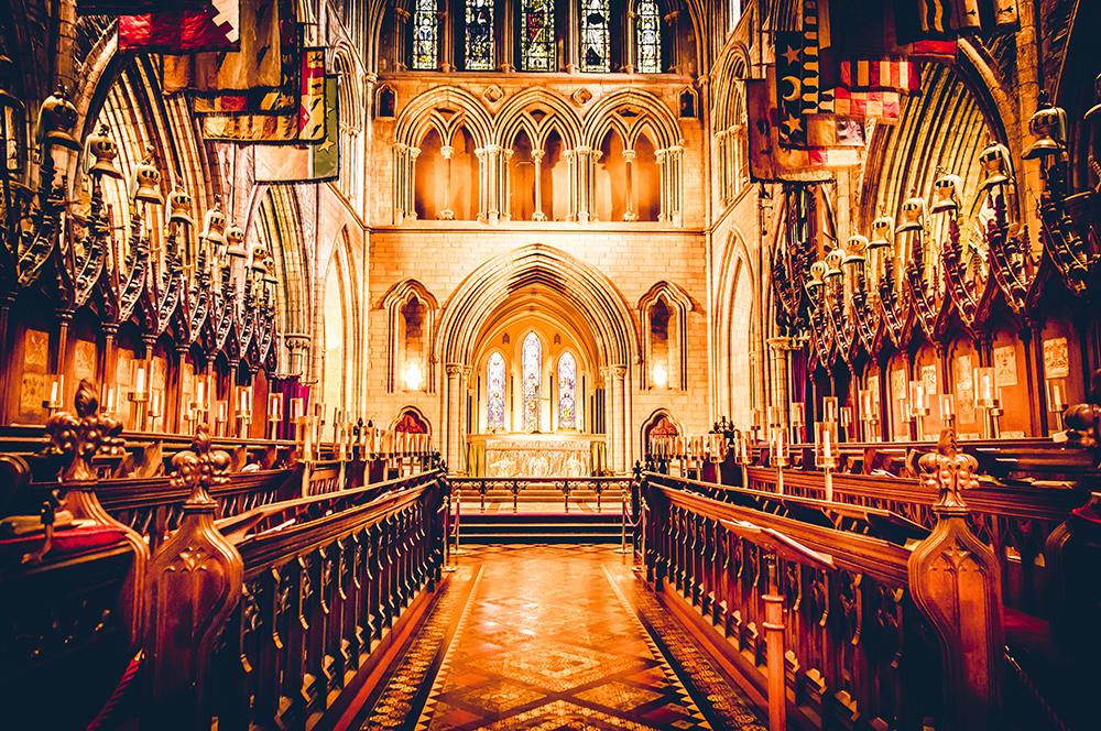 irish cathedral