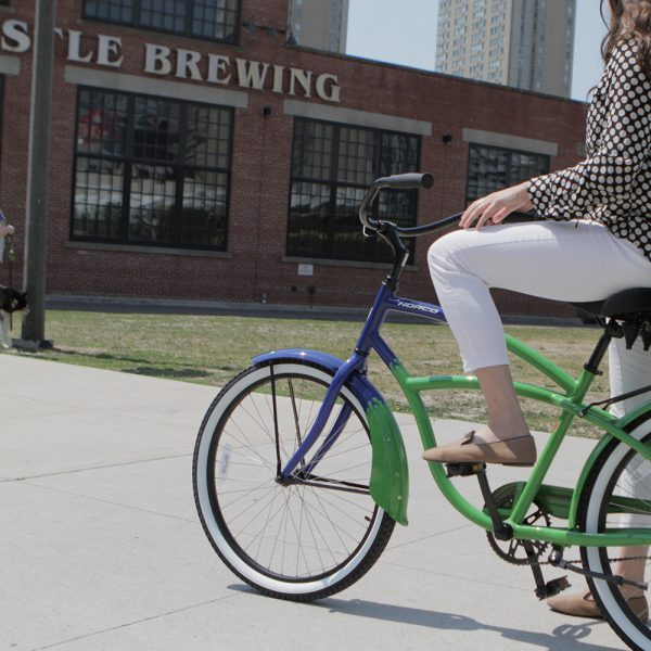 steam whistle spring bike