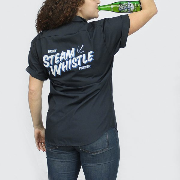 steam whistle work shirt