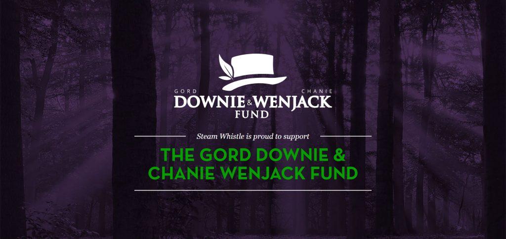 Steam Whistle Downie Wenjack Fund