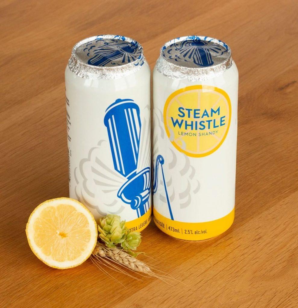 Steam Whistle Lemon Shandy Tall Can