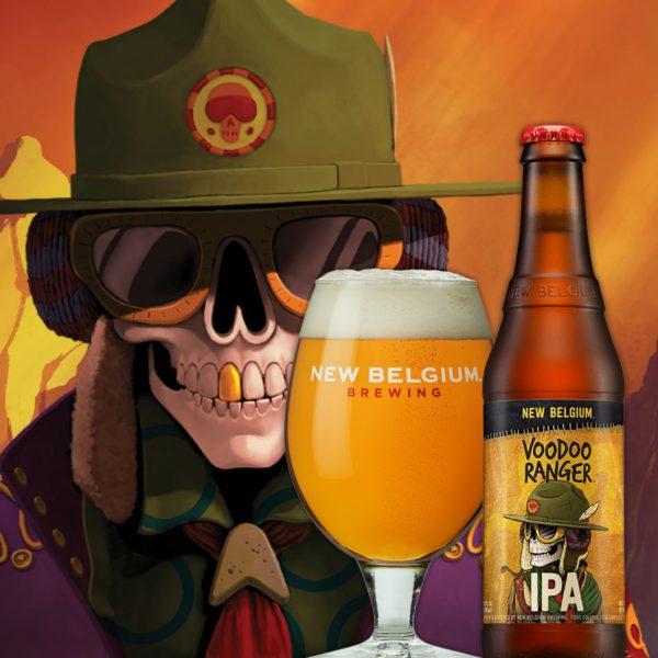 voodoo ranger ipa artwork