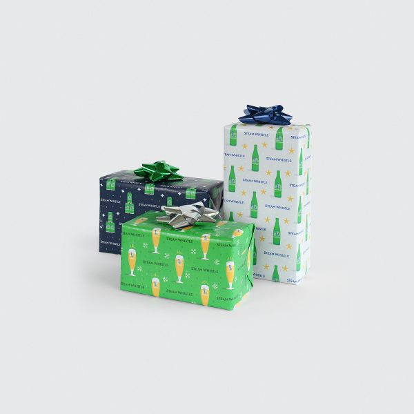 Steam Whistle Gift Wrap