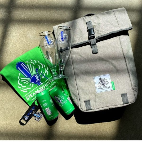 Steam Whistle's Father's Day Gift Pack
