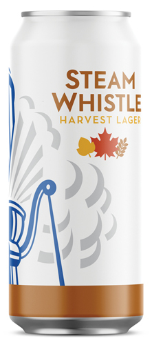 Steam Whistle Harvest Lager Tall Can