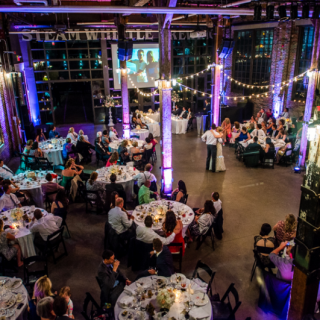 Steam Whistle Named Best Alternative Wedding Venue