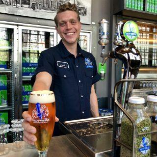 One of The Good Beer Folks, Jacob Hogan