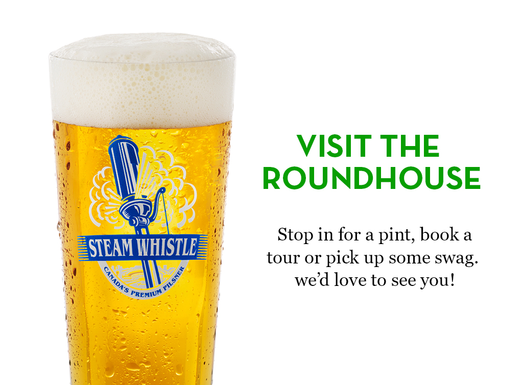 Visit the Roundhouse