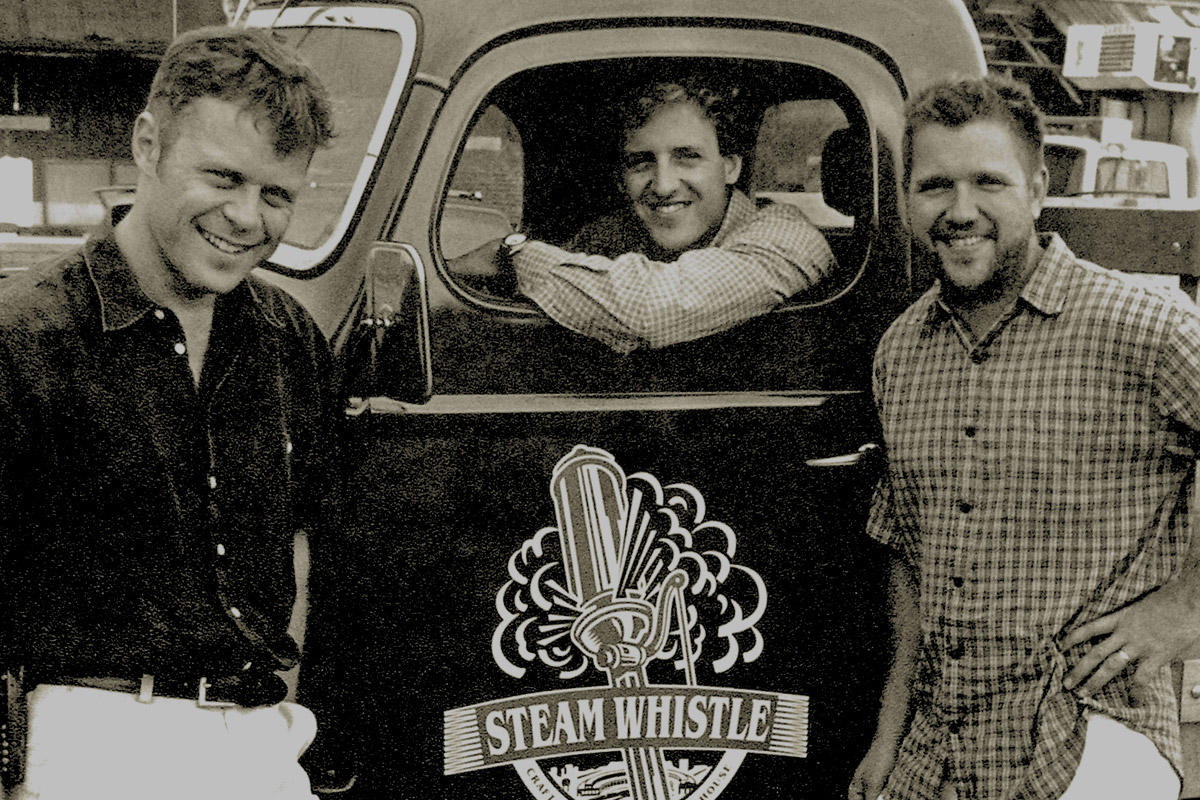 Our Story | Steam Whistle Brewing