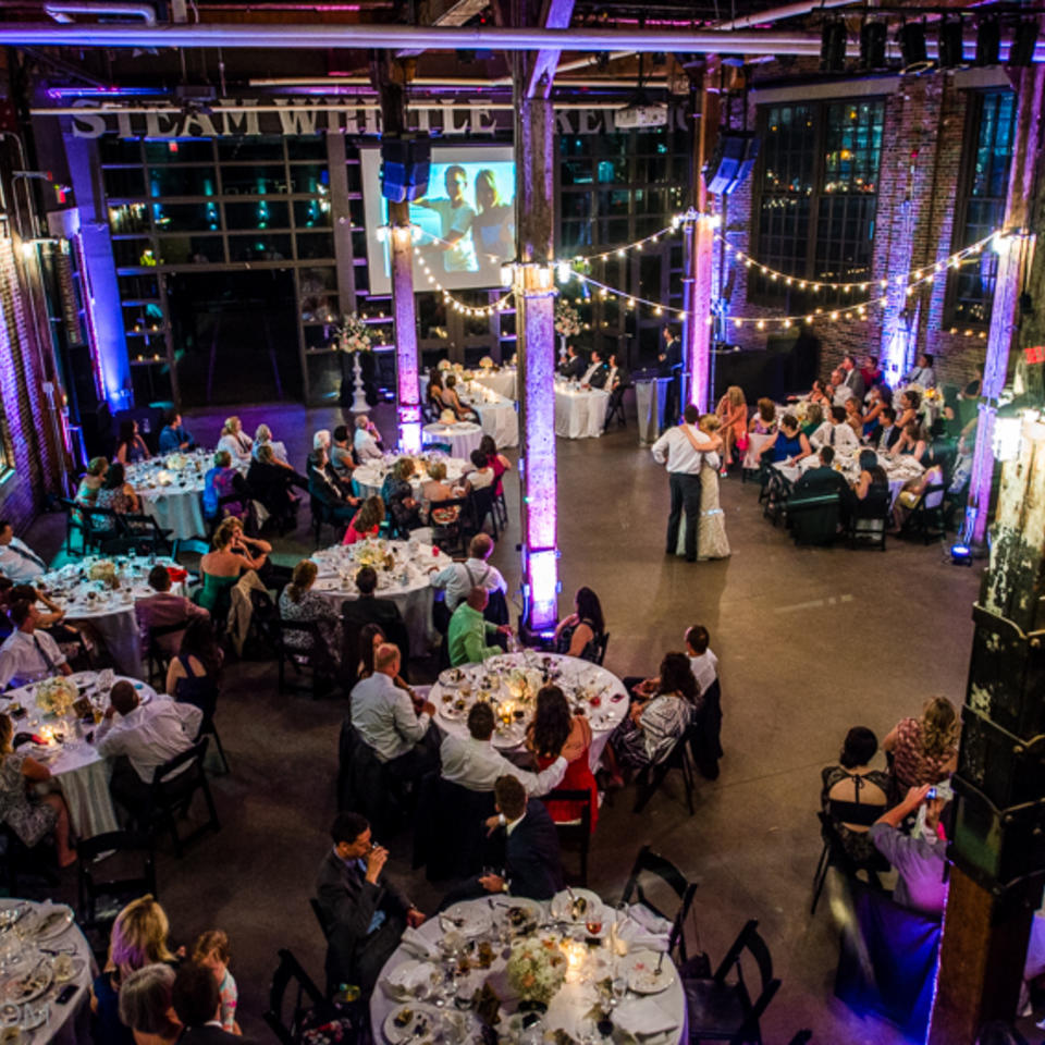 Toronto Event Spaces | Steam Whistle Brewing