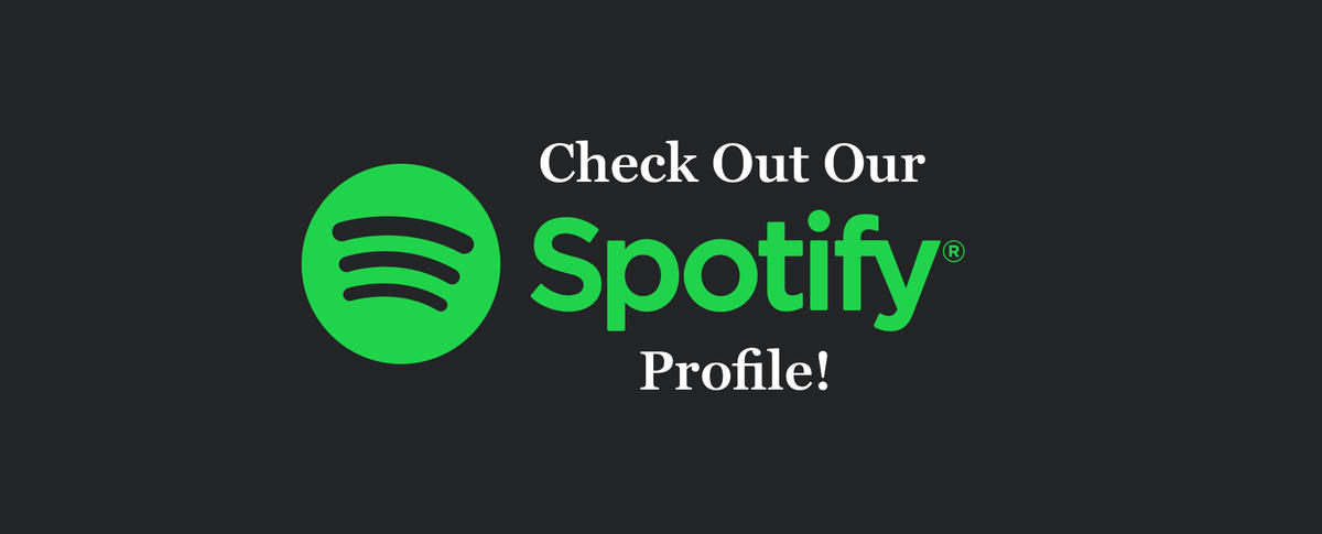 Check out our Spotify profile!