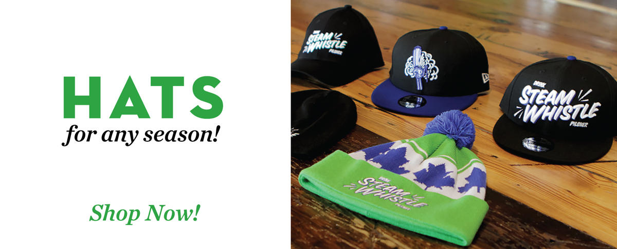 Hats for any season! Shop Now!